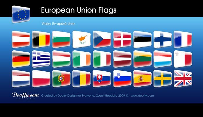 dooffy wallpapers. IKONY KE STAŽENÍ: Vlajky evropské unie EU (Free Icons download) | Dooffy