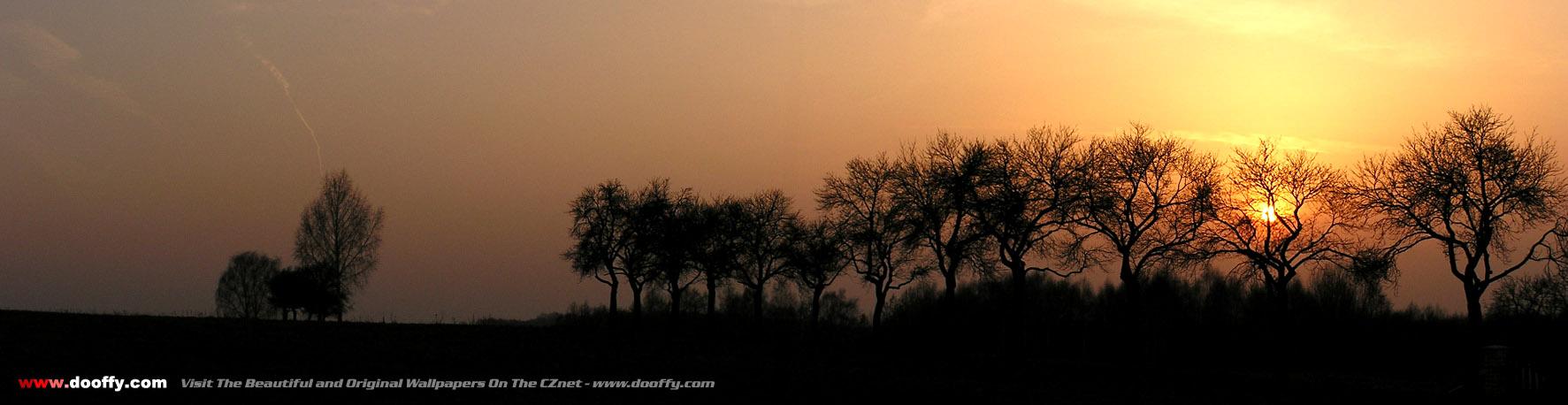 Šenov - Sunset