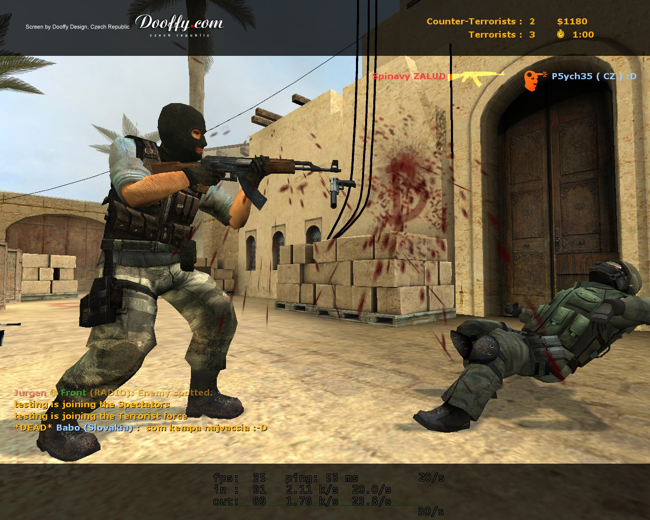 Counter Strike 21