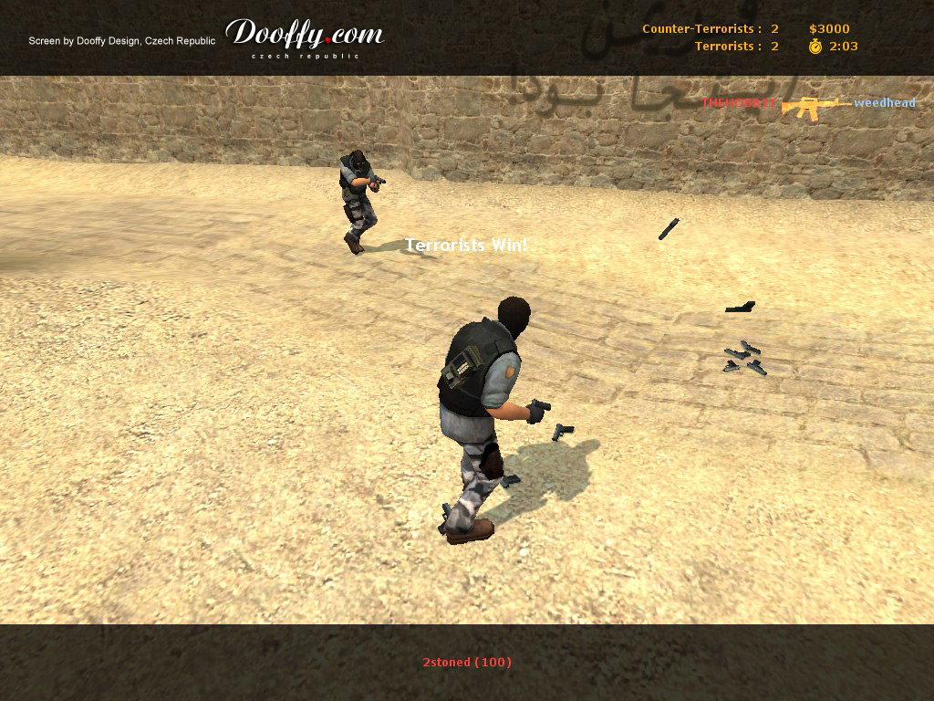 Counter Strike 32
