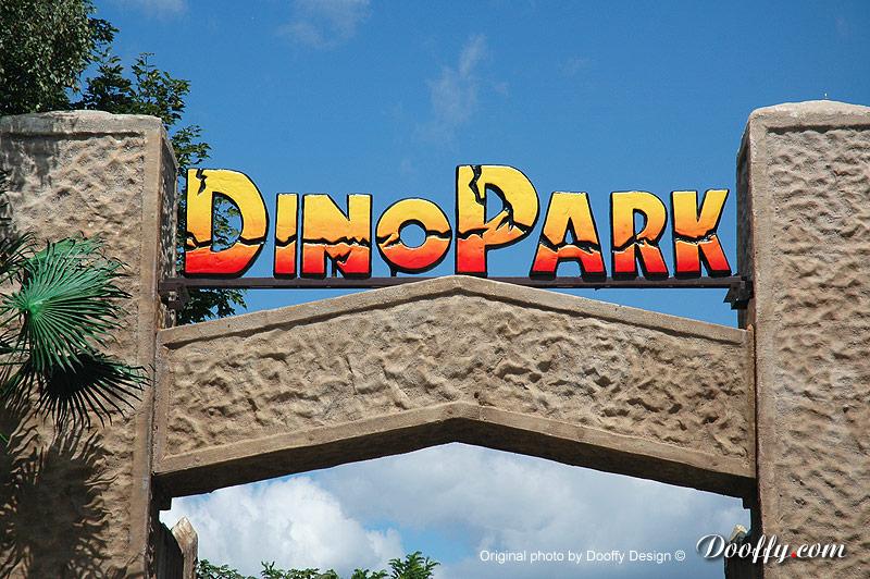 Dinopark v Ostravě 4