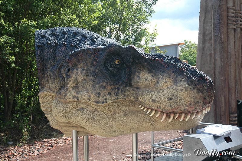 Dinopark v Ostravě 6