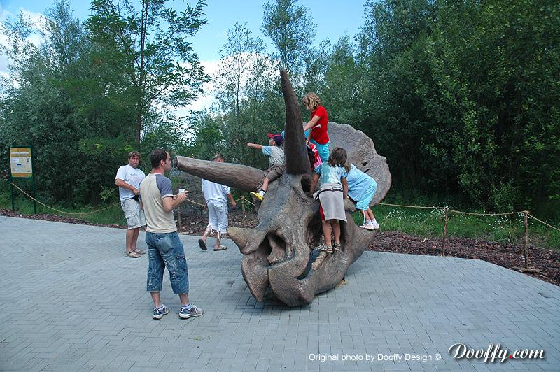Dinopark v Ostravě 7