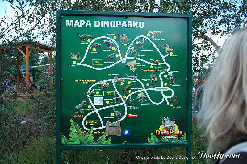 Dinopark v Ostravě 8