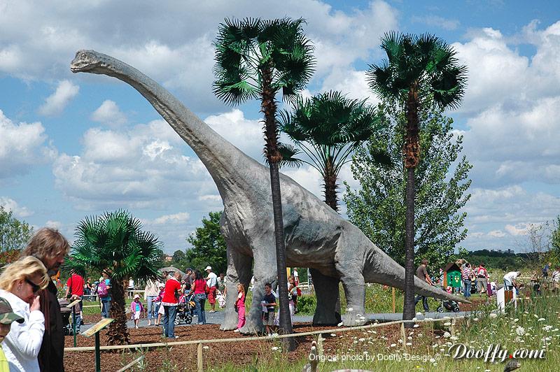 Dinopark v Ostravě 9