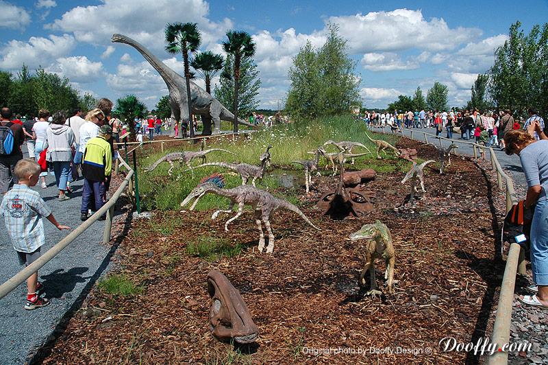 Dinopark v Ostravě 10