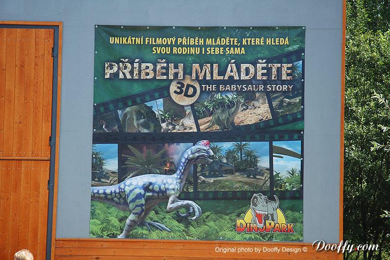 Dinopark v Ostravě 13