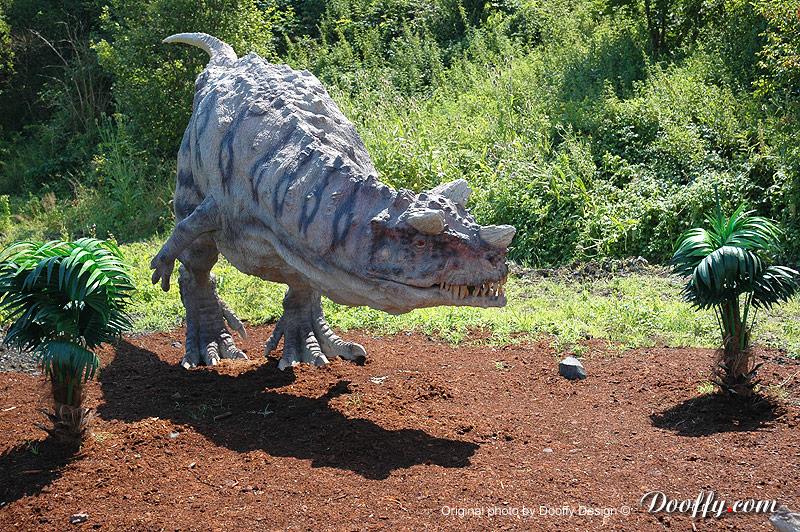 Dinopark v Ostravě 28