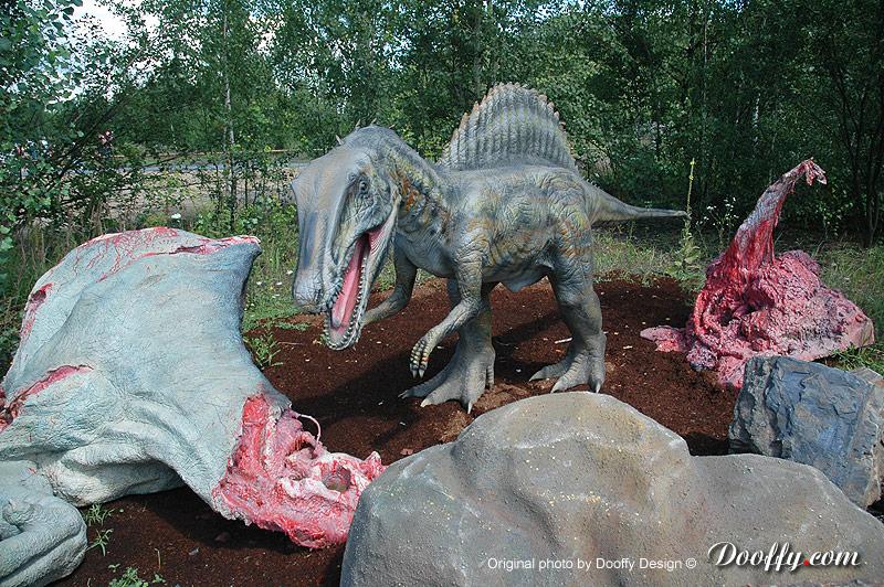 Dinopark v Ostravě 40