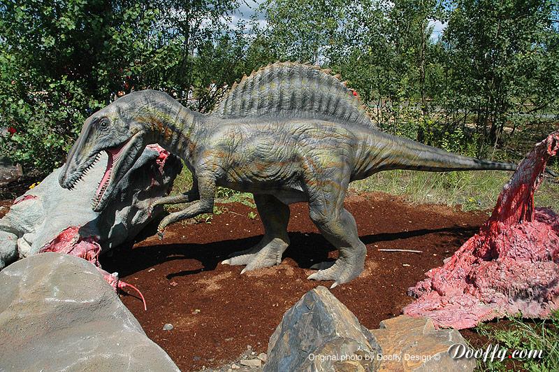 Dinopark v Ostravě 42