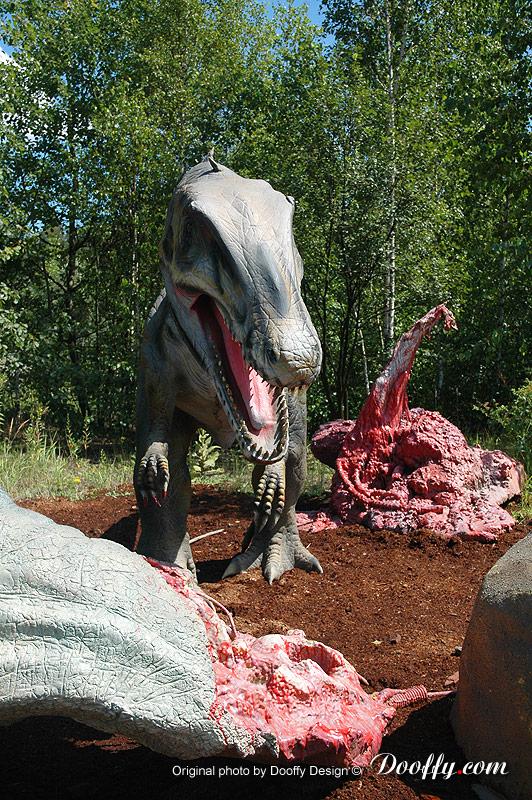 Dinopark v Ostravě 43