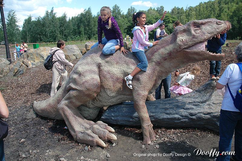 Dinopark v Ostravě 53