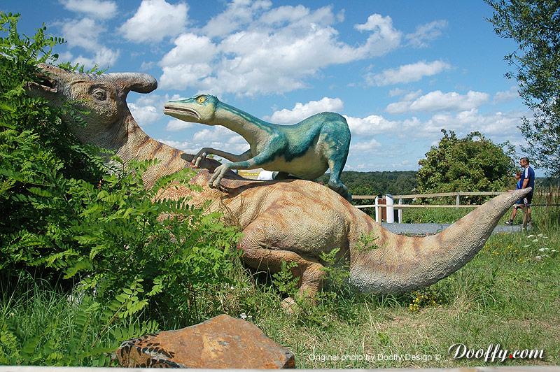 Dinopark v Ostravě 84