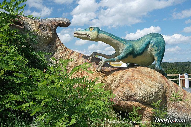 Dinopark v Ostravě 85