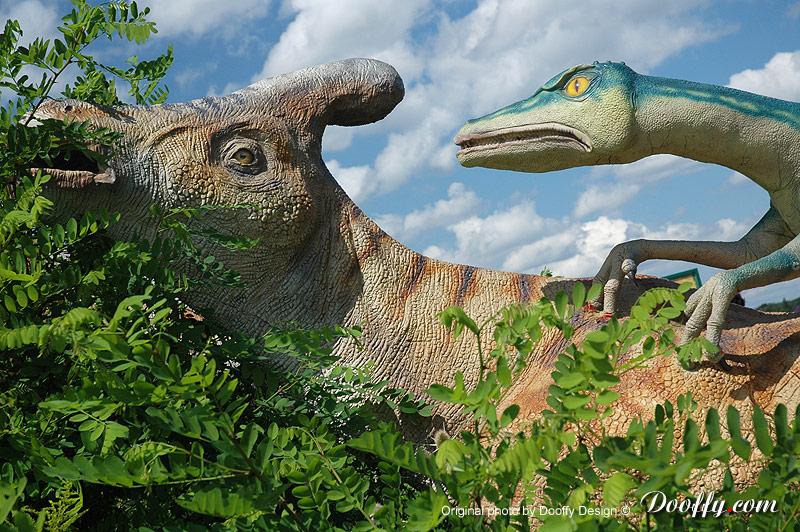 Dinopark v Ostravě 87
