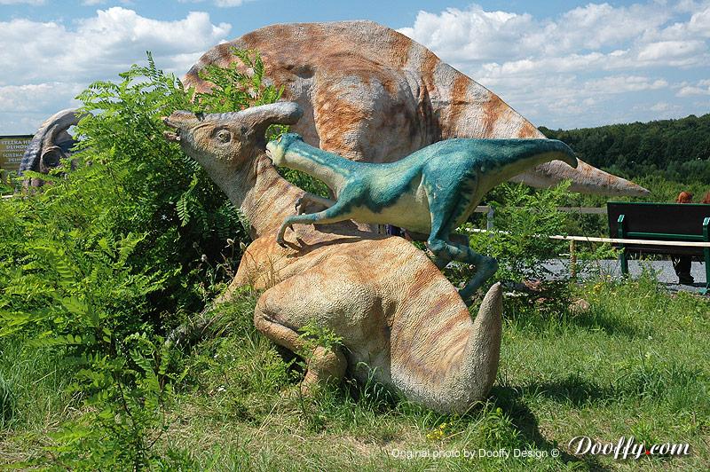 Dinopark v Ostravě 89