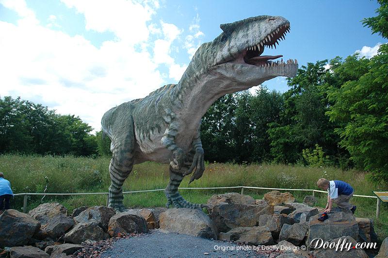 Dinopark v Ostravě 96