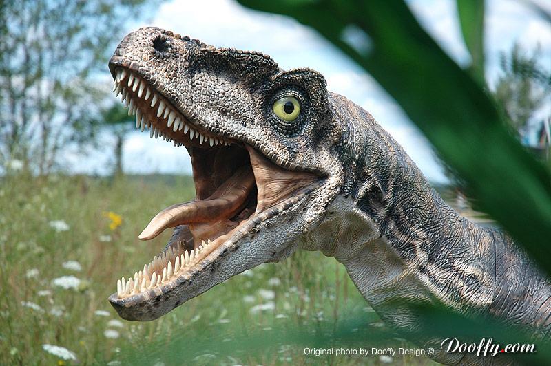 Dinopark v Ostravě 97