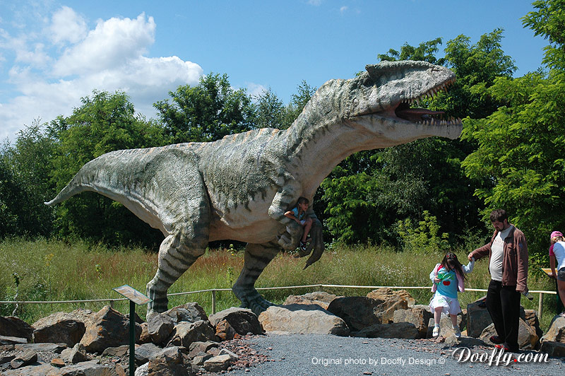 Dinopark v Ostravě 112