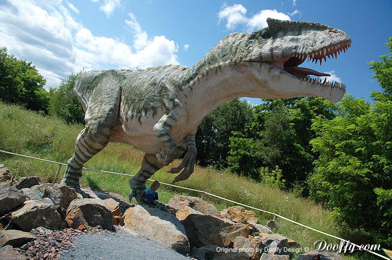 Dinopark v Ostravě 114