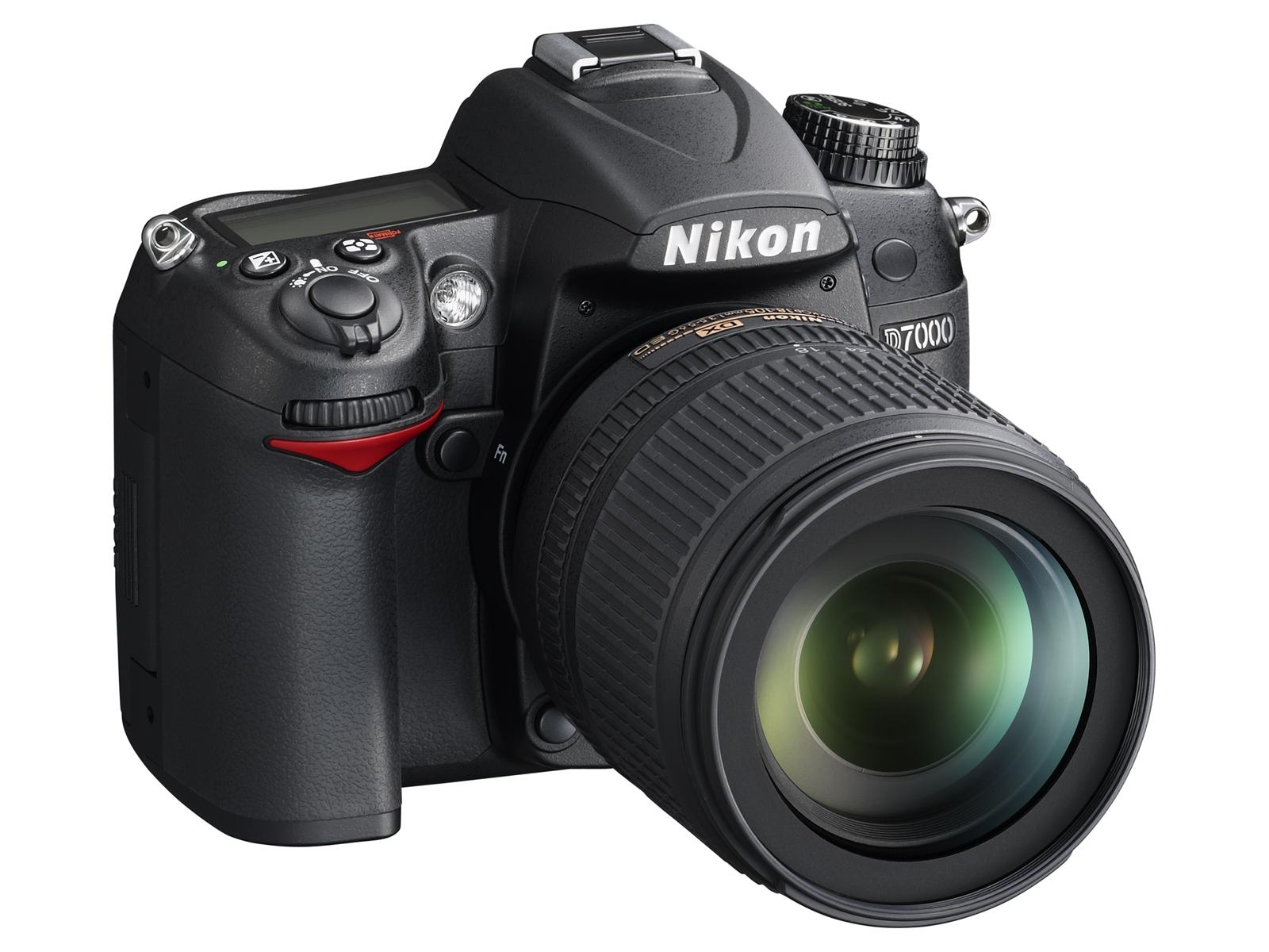 Nikon D7000 - 4