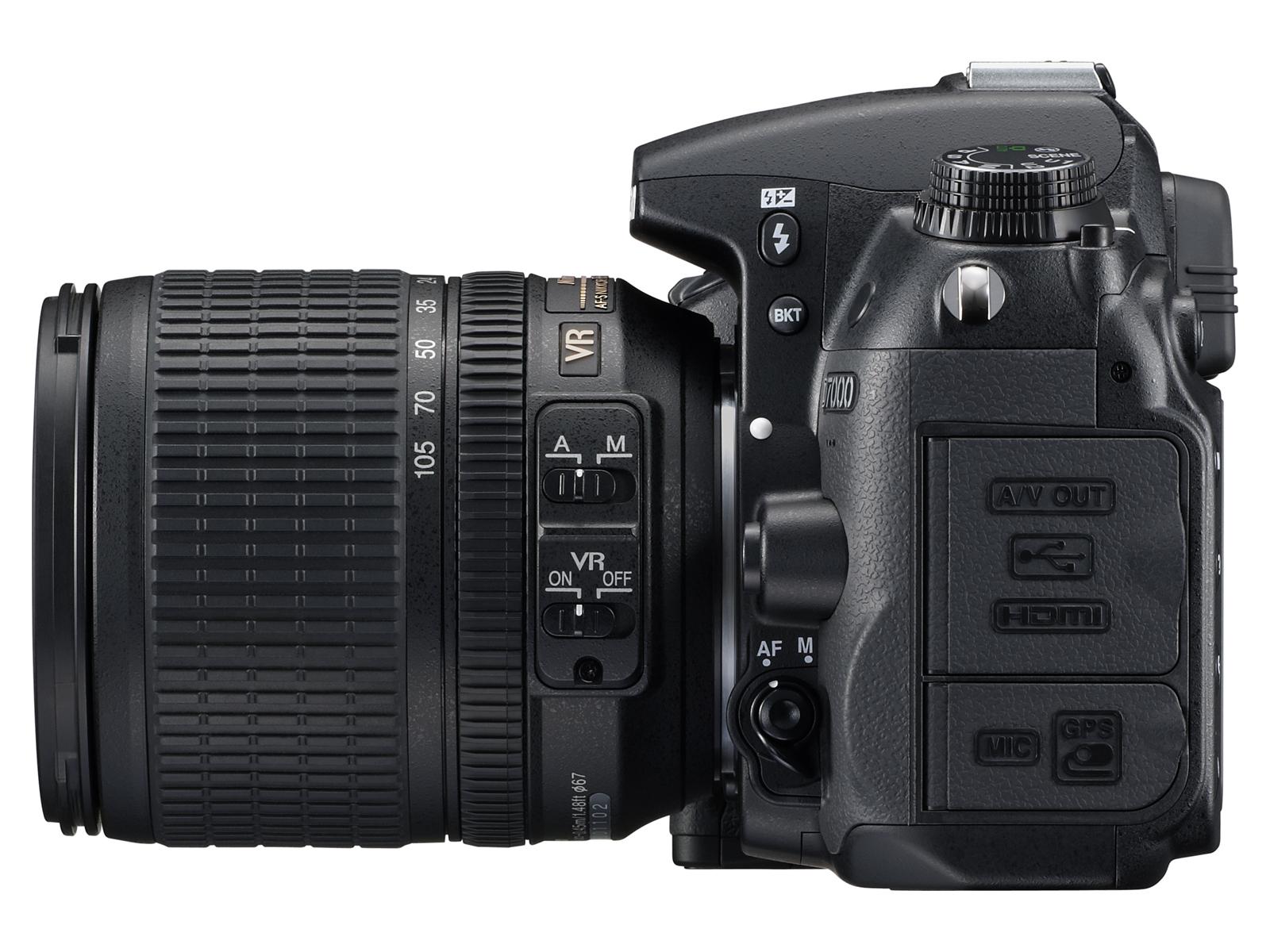 Nikon D7000 - 5