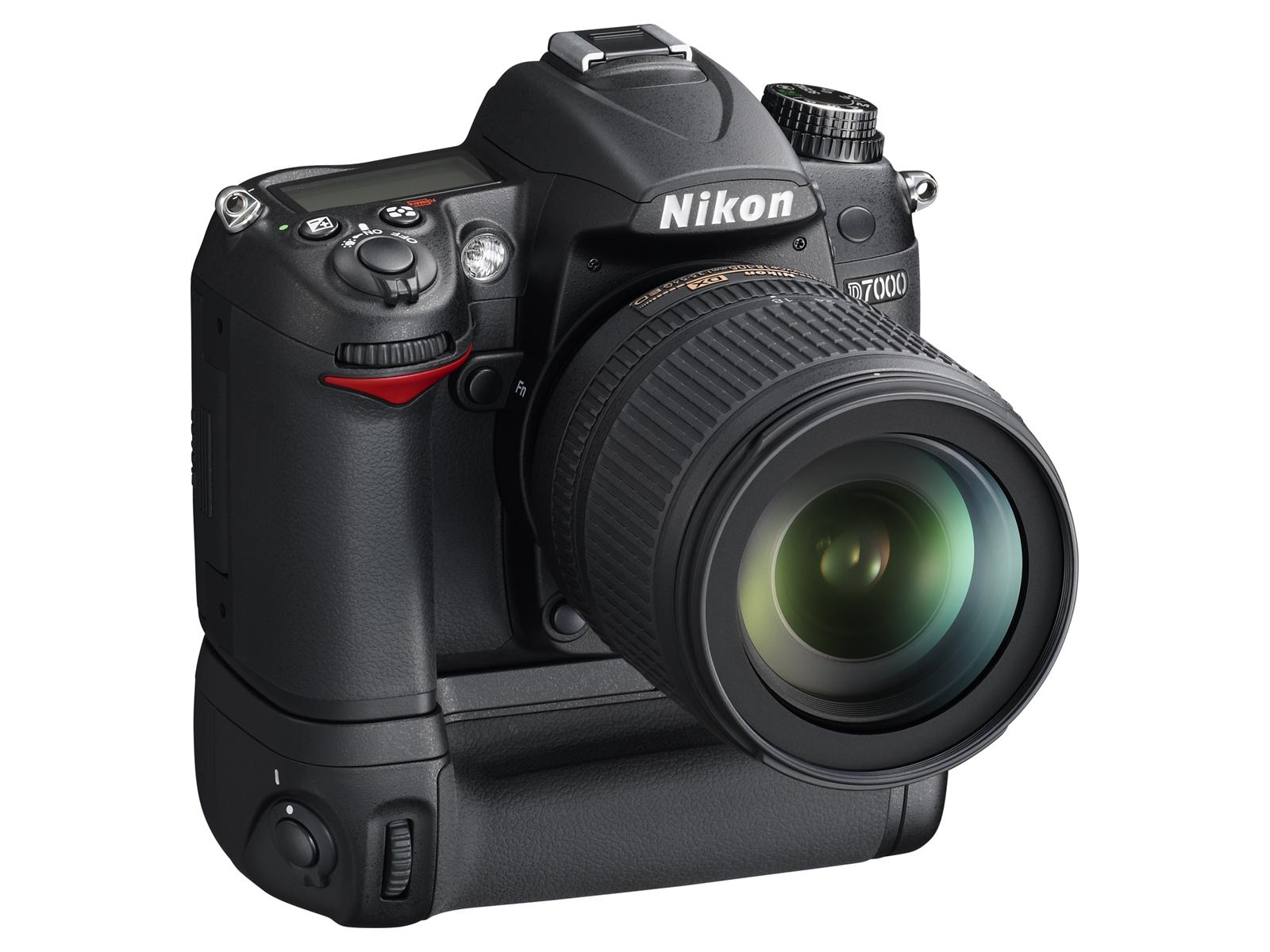 Nikon D7000 - 7