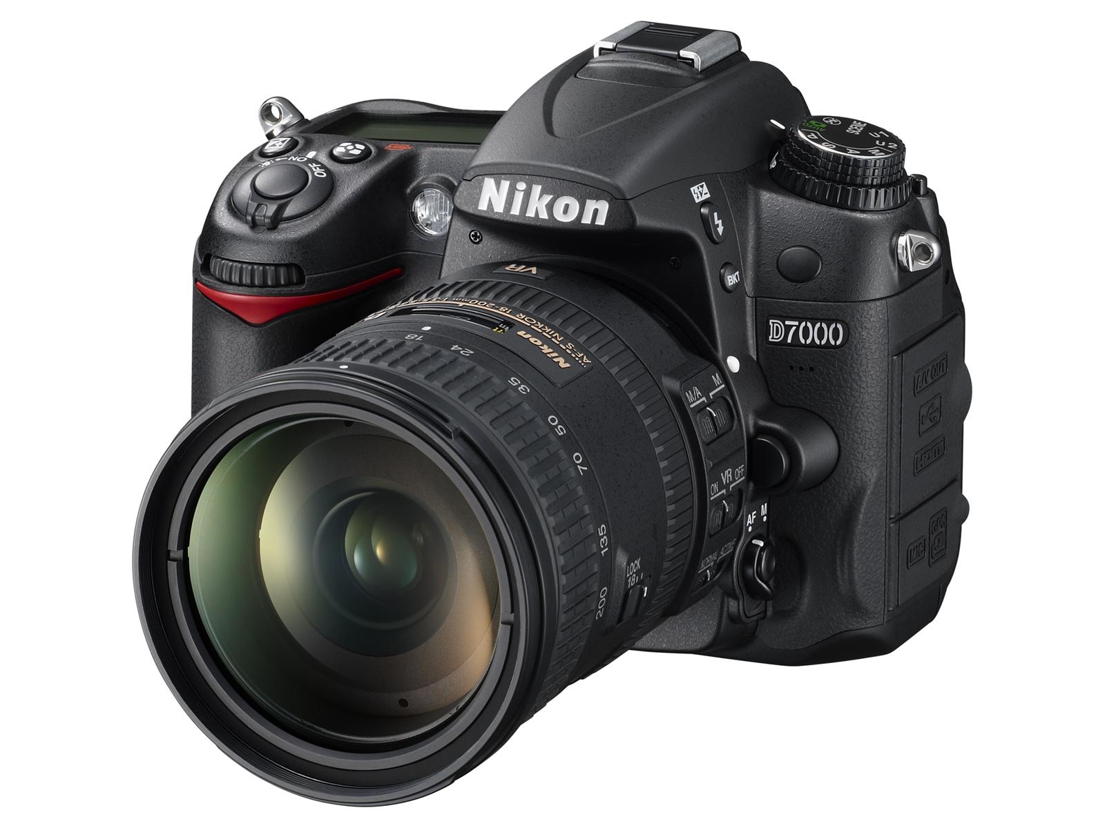 Nikon D7000 - 12