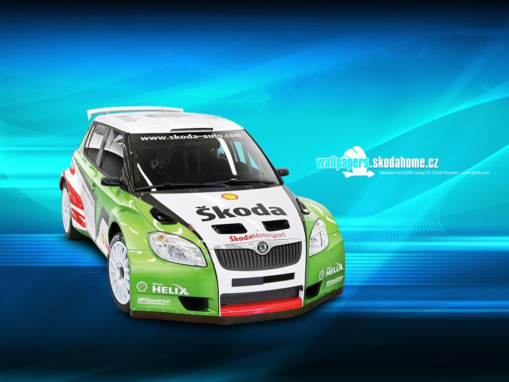 Škoda Fabia Rallye