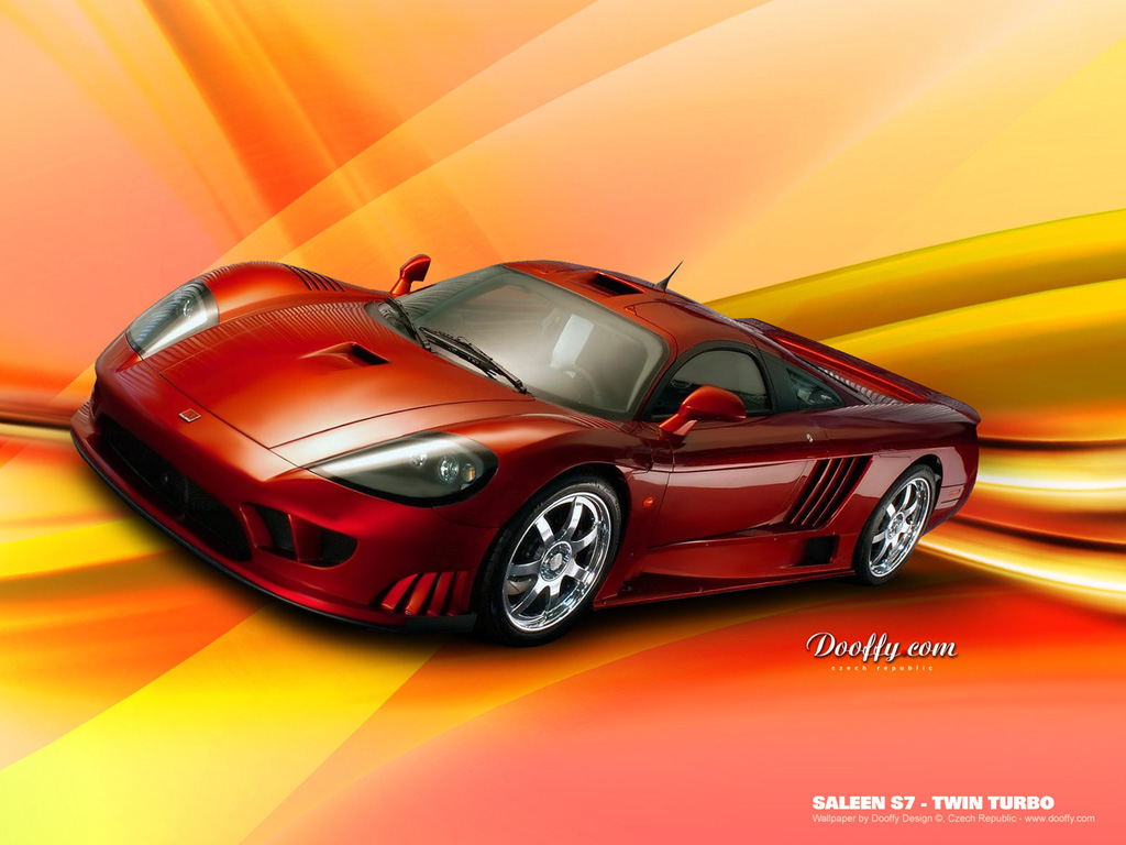 Saleen S7 - Twin Turbo