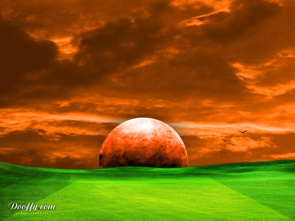 Mystery - Orange